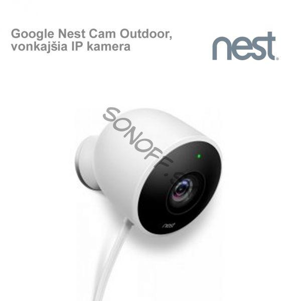 www.sonoff.sk - Google Nest - Google Nest Cam Outdoor