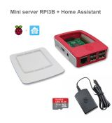 Mini server RPI3B + Home Assistant